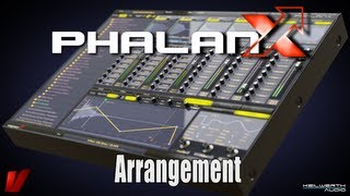 Vengeance Producer Suite - Phalanx Tutorial Video: 09 Arrangement