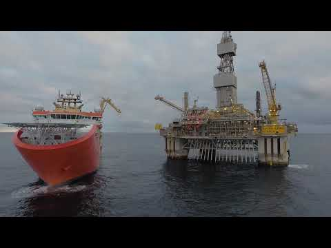 Njord Future Marine Project - Offshore campaign 2016
