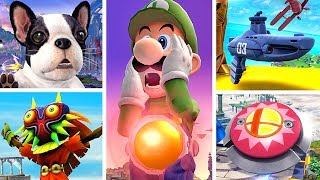 Items Overview - Super Smash Bros. Wii U & 3DS