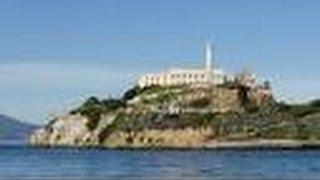 USA #Californie baie de San Francisco la prison d'#Alcatraz