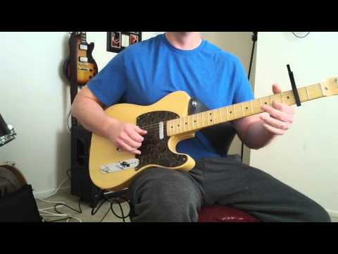 """How to play """" Girl Is On My Mind ' by the Black Keys"""" - Tutorial"""