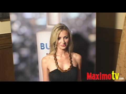 Hannah Cowley at Spike TV's