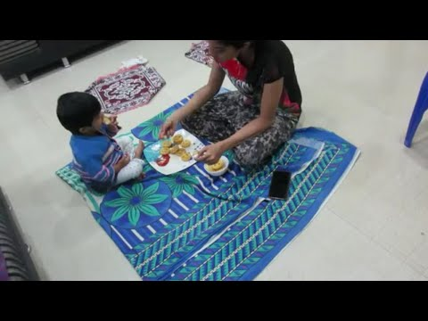 INDIAN FAMILY NIGHT TIME ROUTINE2017