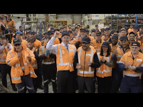 1,100 Jobs With 65 New Trains Built In Victoria, For Victoria
