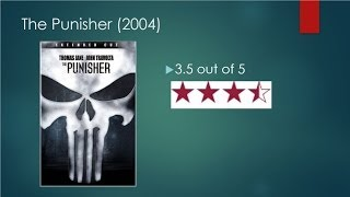 The Punisher (2004) Review