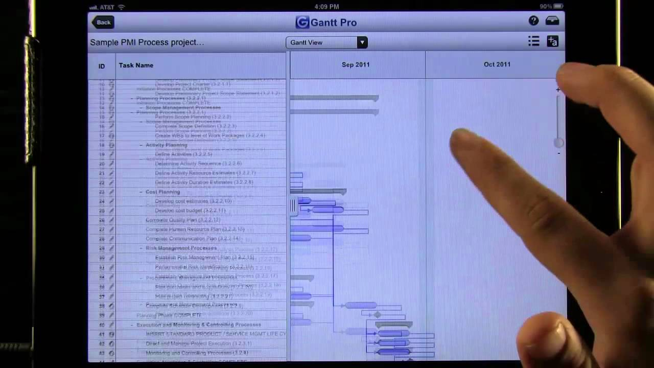 Gantt lite project plan viewer for ipad youtube gantt lite project plan viewer for ipad nvjuhfo Choice Image