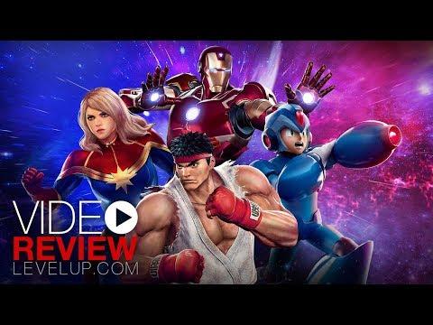 Marvel vs. Capcom: Infinite: VIDEO RESEÑA