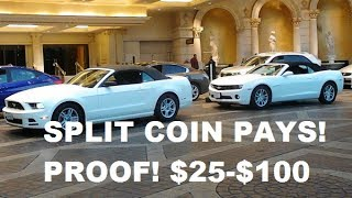 Split Coin App PAYS! PROOF  $25 $100+ a Day Just to Download a…