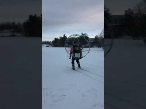 Ski paramotor munchen