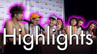Sugar Pine 7 Panel Highlights - RTX Austin 2018