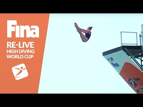 RE-LIVE | FINA High Diving World Cup 2017 | Day 1 - Part 1/2