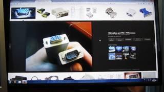Дефект мерцание монитора Samsung S24E390HL. Часть 2.