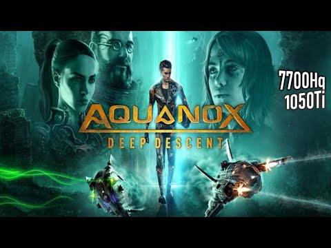 Aquanox Deep Descent Gameplay (Dell 7567) |