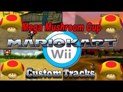 Let's Play Mario Kart Wii CTGP Revolution Part 38: Mega Mushroom Cup