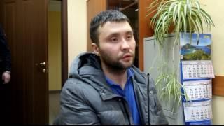 Оренбург. Допрос похитителя 12-летней школьницы
