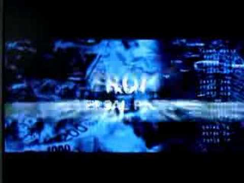 James Bond theme- Moby-Bourne Identity