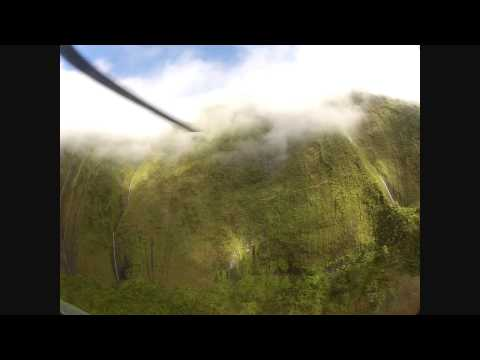 Waialeale Crater - Kauai