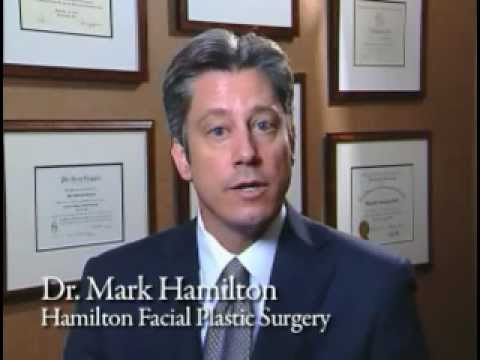 Dr. Mark Hamilton - Get to Know Hamilton Facial Plastic Surgery