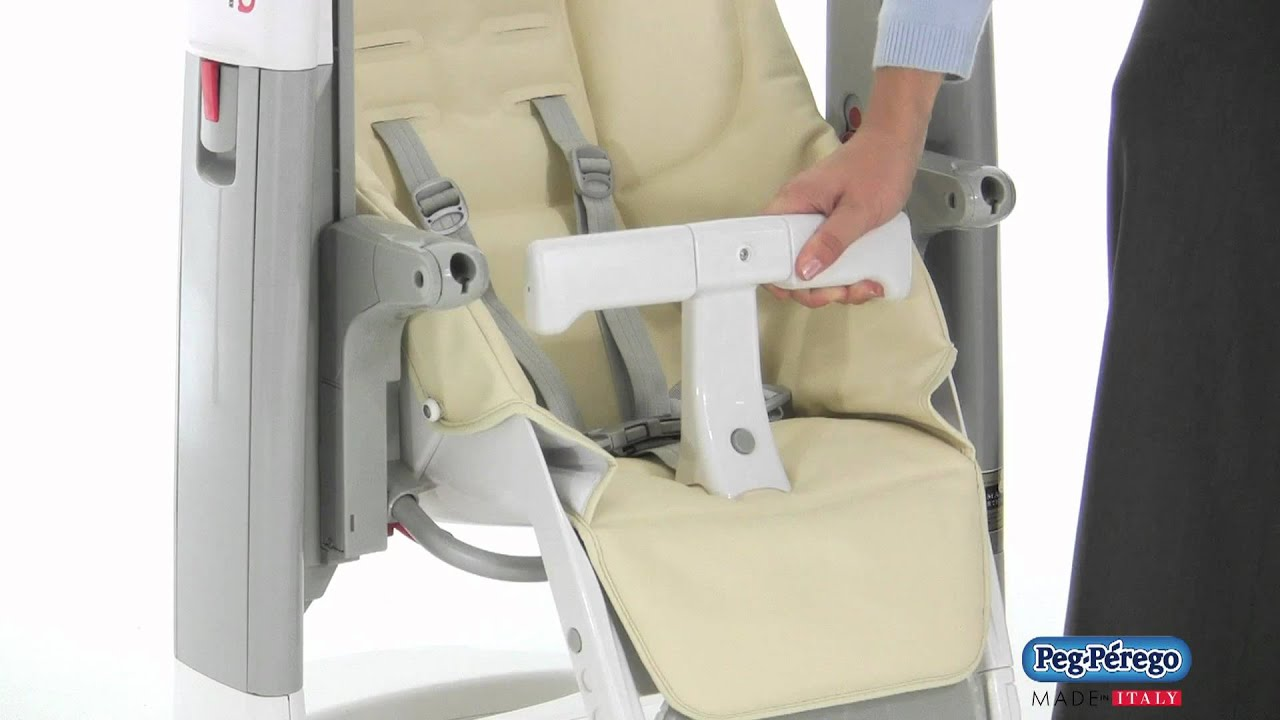 2011 High Chair Peg Perego Tatamia ficial Video