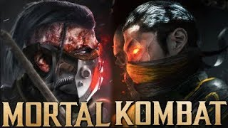 Mortal Kombat Movie Reboot! Details And Characters!