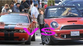 Ryan reynolds cars vs Blake lively cars (2018)