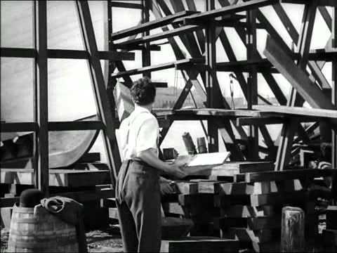 Tiempos Modernos - (Charles Chaplin) Español
