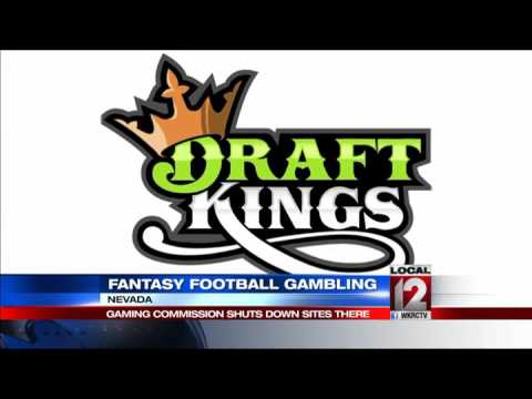 Daily fantasy sports sites ordered to shut down in Nevada