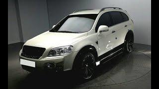 Daewoo Winstorm LS 5 Seater 2WD SUV дэу винсторм дизель внедорожник авто Автомобил car...