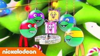 Новогодние украшения от Черепашек-ниндзя | Nickelodeon Россия