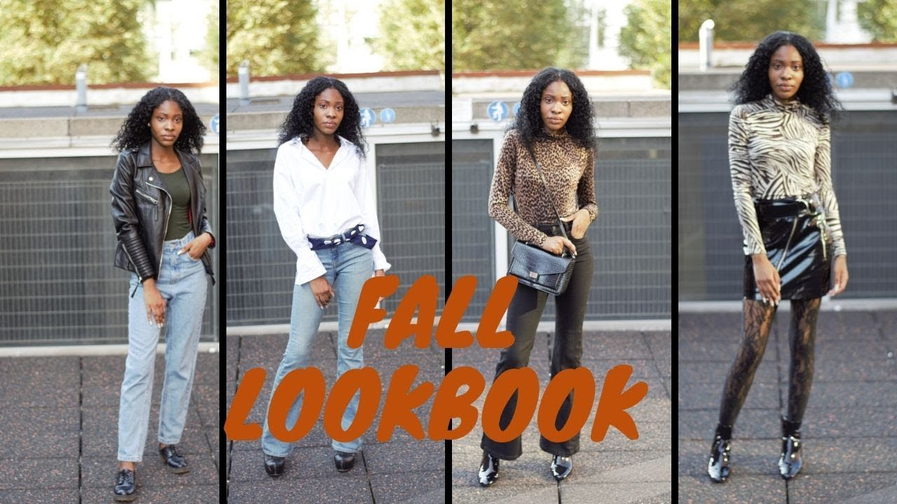 [VIDEO] - What to wear for Autumn   Fall outfits ideas   Claumensah 5