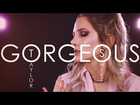 Taylor Swift - Gorgeous - Rock cover music video by Halocene