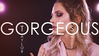 Video Taylor Swift - Gorgeous - Rock cover music video by Halocene download MP3, 3GP, MP4, WEBM, AVI, FLV Januari 2018
