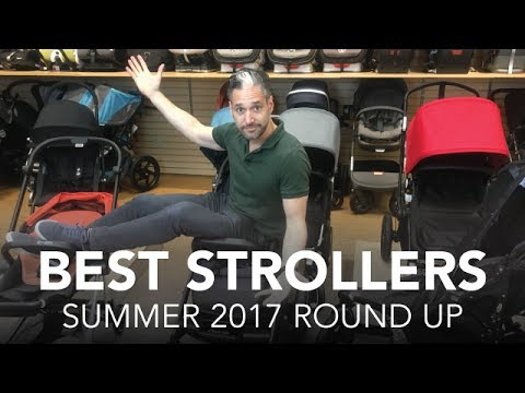 Best Strollers Summer 2017   Bugaboo   Nuna   BOB   Cybex   Babyzen   UPPAbaby