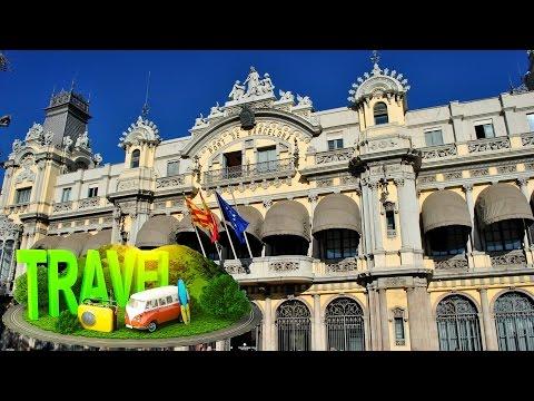 Spain #Barcelona Port Vell ⚓ HD 1080p