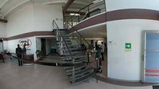 Detras de camaras Caralz 360