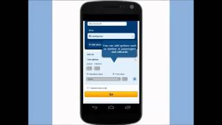 How to buy tickets via the National Rail Enquiries Mobile Site video
