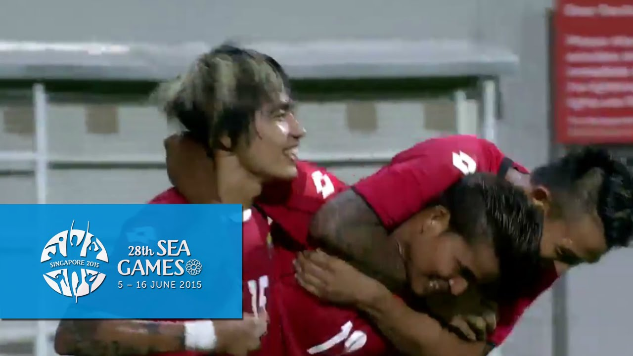 Video: U23 Myanmar vs U23 Indonesia
