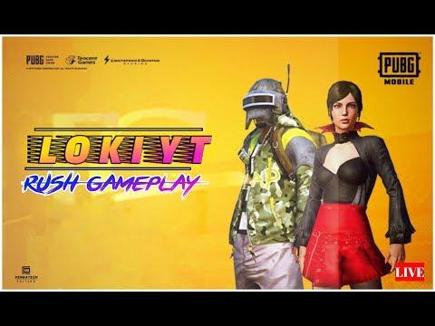 #Loki YT | #PUBG #Mobile in Telugu | #266 | Ninja storm, Ranger form.