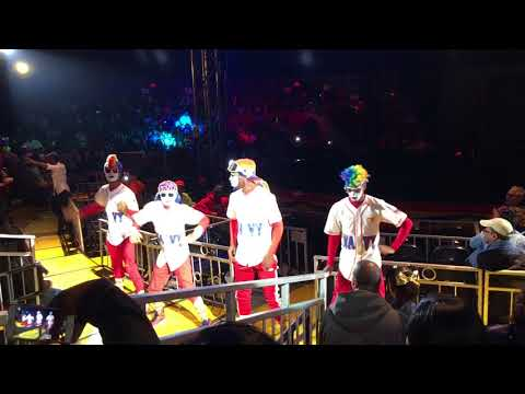 Universal circus Chicago 2017