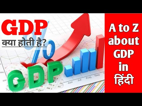 What Is GDP । What Is GDP And How Is It Calculated | GDP Kya Hai ?