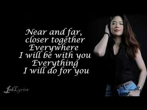 I Love You Always Forever (Lyrics) - Donna Lewis - Mary Gidget Dela Llana Cover