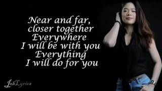 I Love You Always Forever (Lyrics) - Donna Lewis - Mary Gidget Dela Llana Cover
