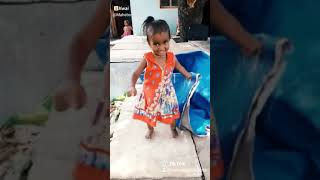 Dance music and dance children