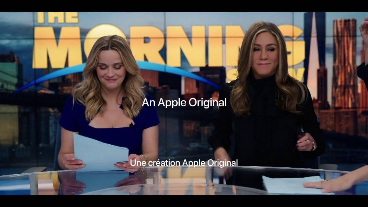 """Musique pub The Morning Show Apple TV+ """"disponible dès maintenant""""  2021"""