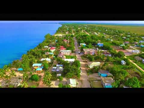 Drone Shots of Belize