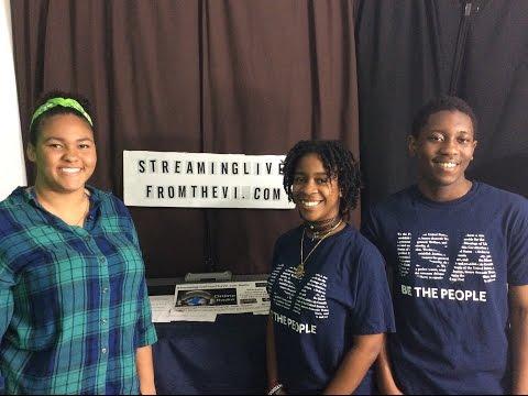 Junior Statesman of America(JSA)-Virgin Islands Chapter