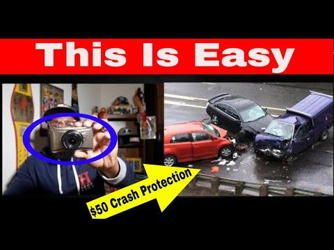 Dash Cam - Best Budget Car Cam To Protect You In The Event Of A Crashes! (Under $50)