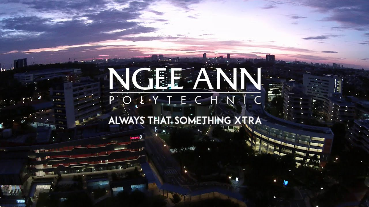 Ngee Ann Polytechnic - Corporate Video - YouTube