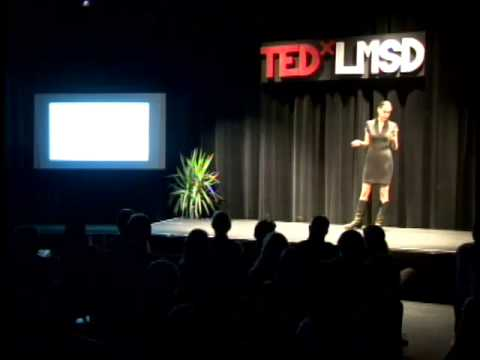 Take Up Your Mantle | Avi Loren Fox | TEDxLMSD