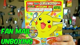 I Ate Pikachu! - Fan Mail Unboxing